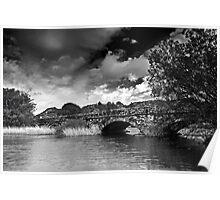 Padarn Bridge Poster