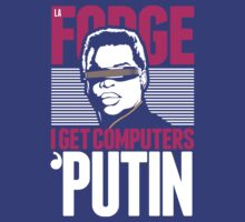 Star Trek - I Get Computers 'Putin by popephoenix