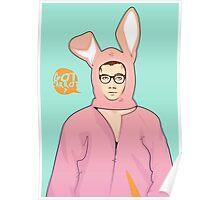 Got Carrot? - Chris Colfer Poster Poster