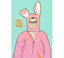 Got Carrot? - Chris Colfer Poster Photographic Print