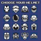 Choose Your Helmet by SamuriFerret
