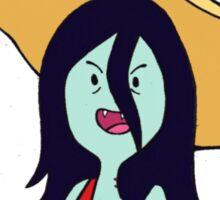 Adventure Time: Marceline the Vampire Queen Cameo Sticker