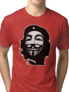 Che Guevarra Anonymous Tri-blend T-Shirt