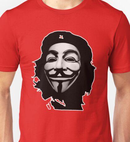Che Guevarra Anonymous Unisex T-Shirt