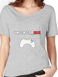 ProjectESX Concept 1 Women's Relaxed Fit T-Shirt