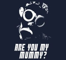Are You My Mummy? V2 Baby Tee