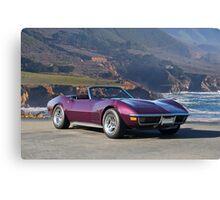1971 Corvette Stingray Canvas Print