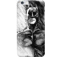 Dark Rain - Dark Knight iPhone Case iPhone Case/Skin