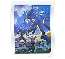 NewType - Evangelion Poster