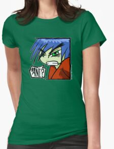 Shonen Boy Womens Fitted T-Shirt