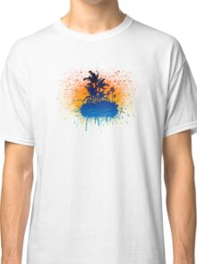 Splatter Island Classic T-Shirt