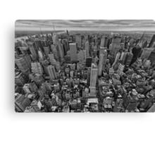 NY - Empire view Canvas Print