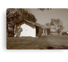 Route 66 - Abandoned Motel Metal Print