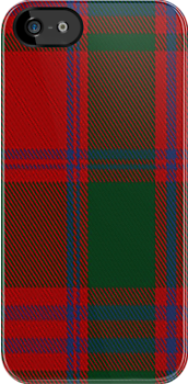 02482 Drummond #2 Clan/Family Tartan Fabric Print Iphone Case by Detnecs2013