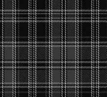 02484 Drummond (Grey) Clan/Family Tartan Fabric Print Iphone Case by Detnecs2013