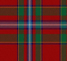 02486 Drummond of Fingask Artefact Tartan Fabric Print Iphone Case by Detnecs2013