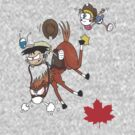 Calgary Stampede by JonsCrazyShirts