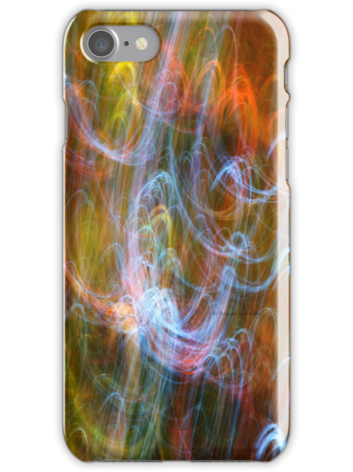 iPhone / iPod Cases - Colour loops 2012 by Joseph Rotindo