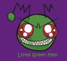 Little Green Men by MrShrooms