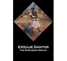 Erzulie Dantor  Photographic Print