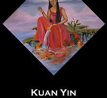 Kuan Yin by Henriott