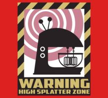 Sci fi baking stand mixer high splatter zone by BigMRanch