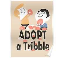 Adopt a Tribble Poster