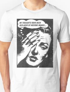 Vintage Pop Art Ad- Thoughts and Imagery T-Shirt