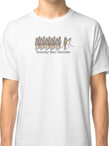 Thimble army needle and thread sewing seamstress Classic T-Shirt