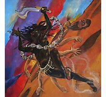 Kali Canvas Print Photographic Print