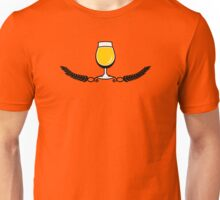 Wheat Beer Tulip VRS2 Unisex T-Shirt