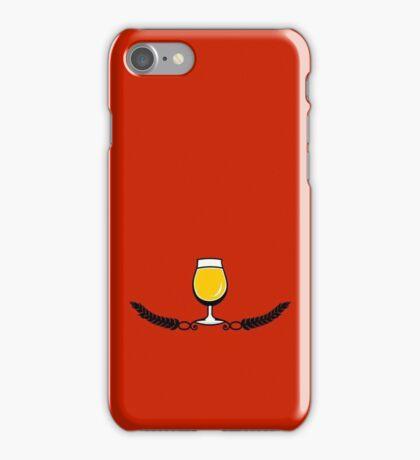 Wheat Beer Tulip VRS2 iPhone Case/Skin