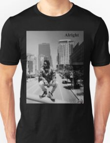 Kendrick Lamar - Alright (Music Video) Unisex T-Shirt