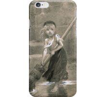 Cosette - Les Miserables iPhone Case/Skin