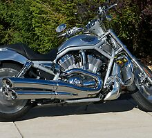 2003 Harley Davidson VRSCA V-Rod 100th Anniversary Motorcycle by zannadu