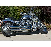 2003 Harley Davidson VRSCA V-Rod 100th Anniversary Motorcycle Photographic Print