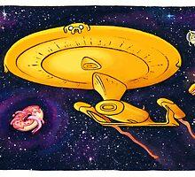 Adventure Trek / Star Time by powercami5000