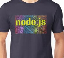 Node.js Development T-shirt & Hoodie Unisex T-Shirt