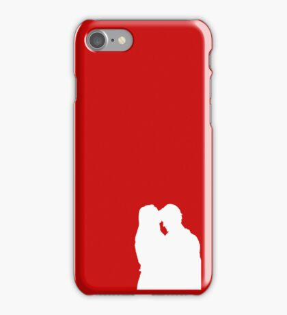 amy pond&eleven iPhone Case/Skin