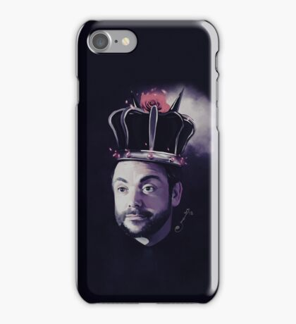 I AM YOUR KING! iPhone Case/Skin