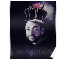 I AM YOUR KING! Poster