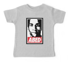 OBEY ABED, COOL? Baby Tee