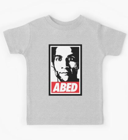 OBEY ABED, COOL? Kids Tee