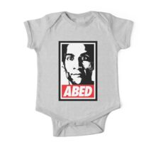 OBEY ABED, COOL? One Piece - Short Sleeve