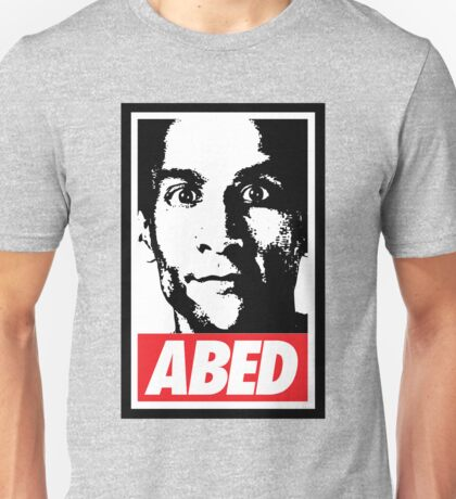 OBEY ABED, COOL? Unisex T-Shirt