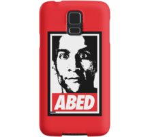 OBEY ABED, COOL? Samsung Galaxy Case/Skin