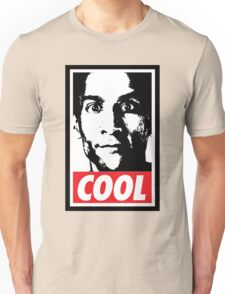 OBEY ABED, COOL? (variant) Unisex T-Shirt