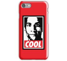 OBEY ABED, COOL? (variant) iPhone Case/Skin