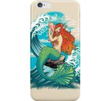 Sea Maiden iPhone Case/Skin