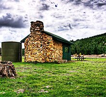 Camp Site Heysen Trail by Ginter